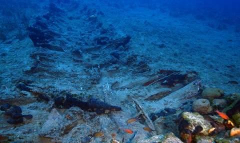 Συγκλονιστικά ευρήματα στους Φούρνους: Ανακαλύφθηκαν ακόμα 8 ναυάγια