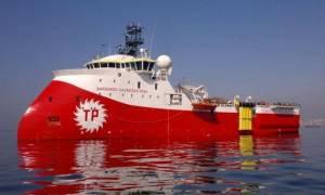 Турция направила к берегам Кипра военные корабли