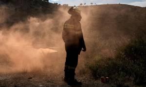 Φωτιά - Ζευγολατιό: Κρίσιμη η κατάσταση της υγείας του πυροσβέστη που τραυματίστηκε