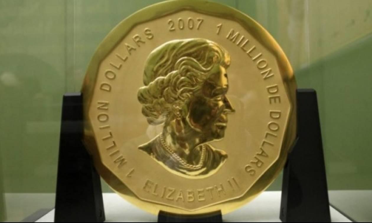 Ευρείας κλίμακας αστυνομική επιχείρηση στη Γερμανία για το κλεμμένο χρυσό νόμισμα