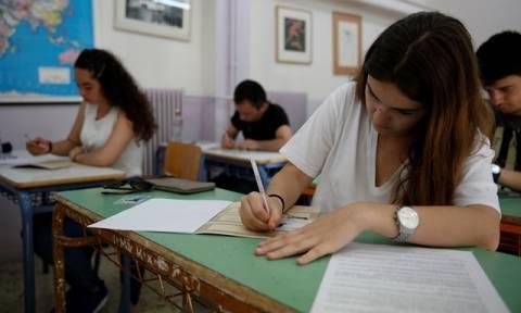Υπουργείο Παιδείας: Παράταση στην προθεσμία υποβολής του μηχανογραφικού