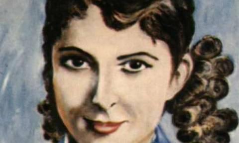 Σαν σήμερα το 1927 γεννήθηκε η ηρωίδα της Εθνικής Αντίστασης Ηρώ Κωνσταντοπούλου