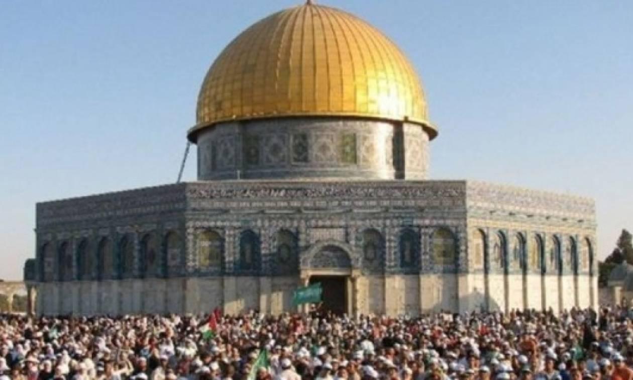 Ισραήλ: Ανοίγει και πάλι αύριο η Πλατεία των Τεμενών