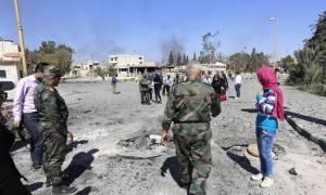 Ισχυρή έκρηξη με άγνωστο αριθμό θυμάτων στη Συρία