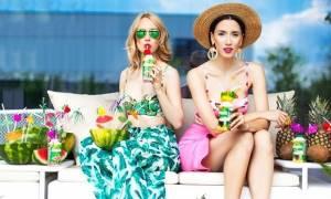 O πιο εύκολος τρόπος για να αφαιρείς από τα ρούχα σου τους λεκέδες από αλκοόλ