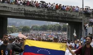 Λαϊκή οργή στη Βενεζουέλα: 7,2 εκατ. πολίτες κατά του προέδρου Νικολάς Μαδούρο (Vid)
