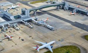Χάος στη Βρετανία: Έκλεισε για λίγη ώρα το αεροδρόμιο του Γκάτγουικ