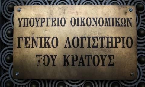 «Έπεσαν» στα 3,842 δισ. ευρώ τα ληξιπρόθεσμα της γενικής κυβέρνησης