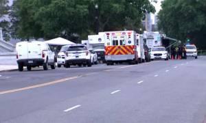 ΗΠΑ: Αποκλείστηκε το Καπιτώλιο - Όχημα τραυμάτισε αστυνομικό
