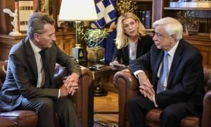 Μήνυμα Παυλόπουλου στην Τουρκία: Προϋπόθεση για ένταξη στην ΕΕ ο σεβασμός των ευρωπαϊκών συνόρων