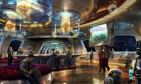 Αυτό είναι το πρώτο ξενοδοχείο Star Wars παγκοσμίως στο Walt Disney World Resort! (pics)