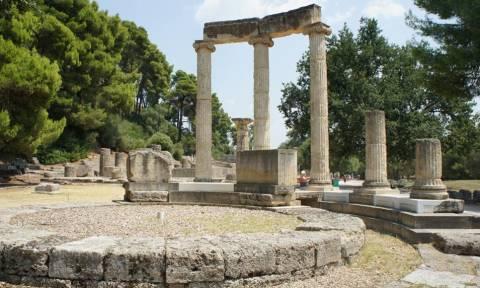 Δείτε σε ποιους αρχαιολογικούς χώρους και μουσεία θα έχετε πρόσβαση σε WiFi
