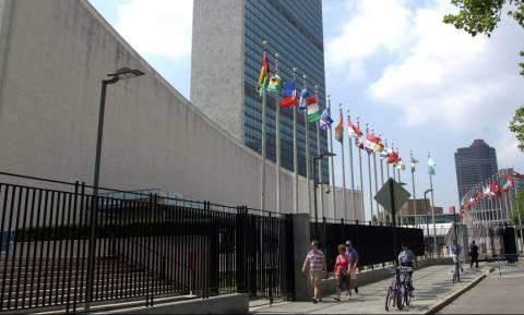 Εκκενώθηκε κτήριο του ΟΗΕ στη Νέα Υόρκη (pics)