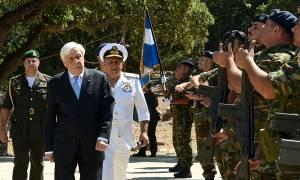 Πρωτοφανής πρόκληση κατά Παυλόπουλου: Οι Τούρκοι παρενόχλησαν το ελικόπτερο που τον μετέφερε