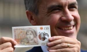 Αυτό είναι το νέο χαρτονόμισμα των 10 λιρών με την Τζέιν Όστεν!