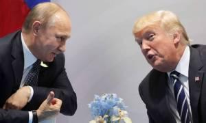 Αποκάλυψη: Τραμπ και Πούτιν είχαν και δεύτερη μυστική συνάντηση στη σύνοδο των G20