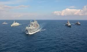 «Κόκκινος συναγερμός» σε Αιγαίο και Κύπρο: Οι Τούρκοι δεσμεύουν με NAVTEX και το Καστελλόριζο