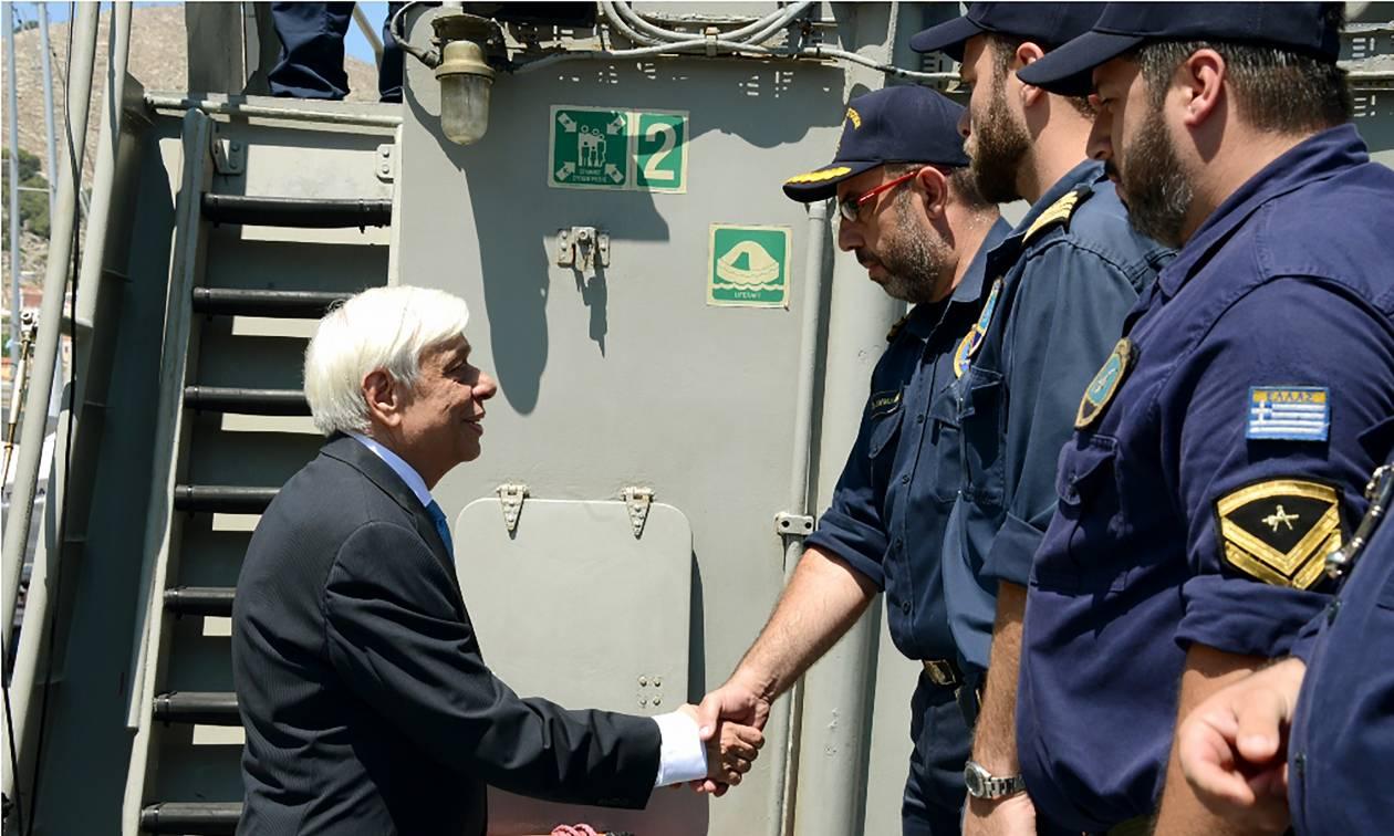 Το παρατράβηξαν οι Τούρκοι: Απείλησαν τον Προκόπη Παυλόπουλο και έκαναν ξανά «σουρωτήρι» το Αιγαίο