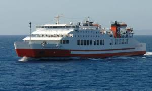 Έβαλε ξανά πλώρη το πλοίο «Διονύσιος Σολωμός»