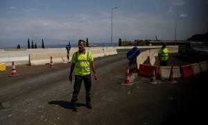 Κυκλοφοριακές ρυθμίσεις στον κόμβο Ακράτας από την Πέμπτη