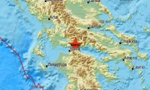 Ισχυρός σεισμός στην Πάτρα