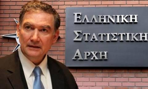 Κομισιόν: Πλήρης κάλυψη στον Γεωργίου της ΕΛΣΤΑΤ για το «φουσκωμένο» έλλειμμα