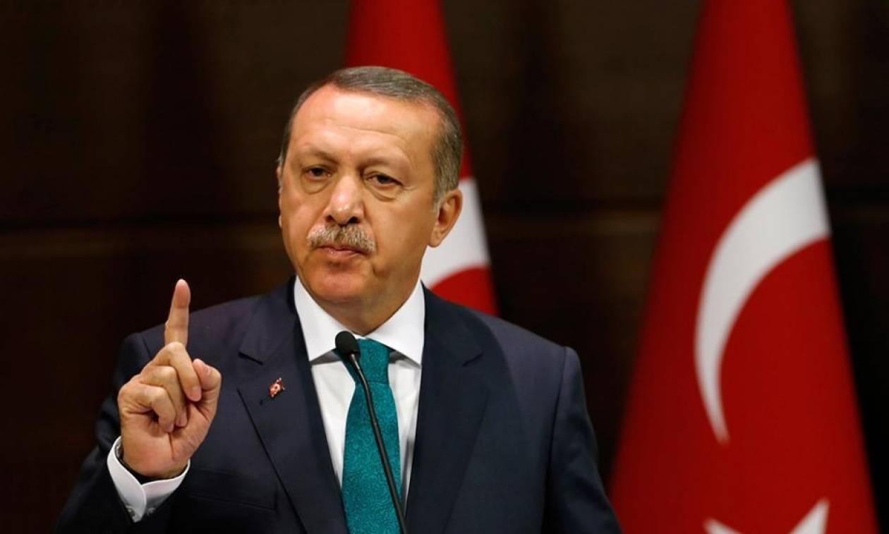 Νέα πρόκληση Ερντογάν ανήμερα της επετείου της τουρκικής εισβολής στην Κύπρο