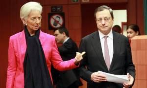 ΔΝΤ και Ντράγκι βάζουν «φρένο» σε έξοδο της Ελλάδας στις αγορές