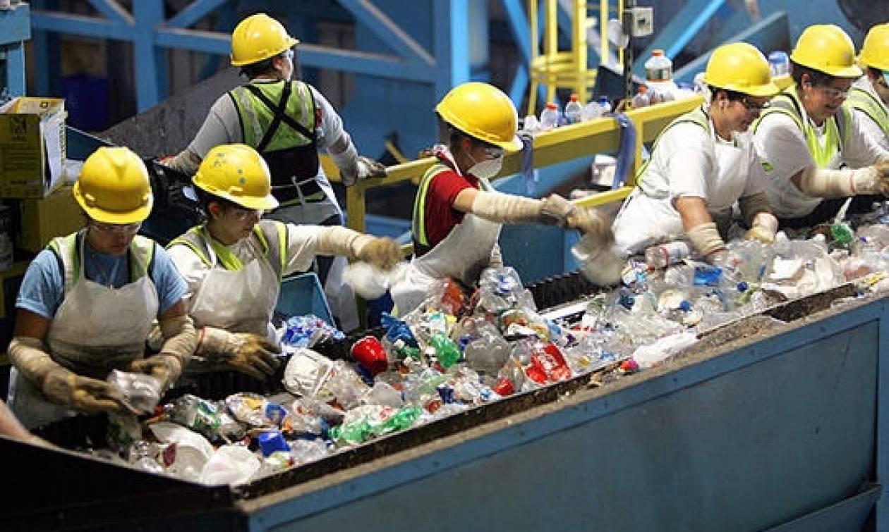 Ένα δισ. ευρώ για τη διαχείριση αποβλήτων - 16.000 νέες θέσεις εργασίας