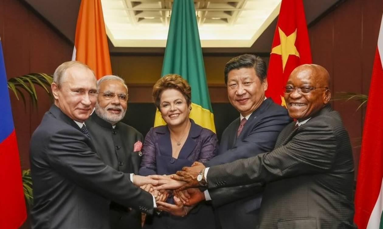 Εγκρίθηκε η ένταξη της Ελλάδας στην τράπεζα των BRICS