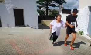 Ημιμαραθώνιος Κρήτης: Το διαφημιστικό με την Ελληνίδα μάνα που έγινε viral (vid)