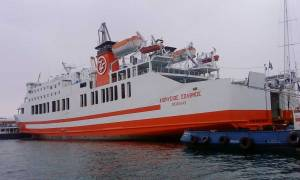 Πλοίο «Διονύσιος Σολωμός»: Με άλλα πλοία θα φτάσουν στον προορισμό τους οι 484 επιβάτες