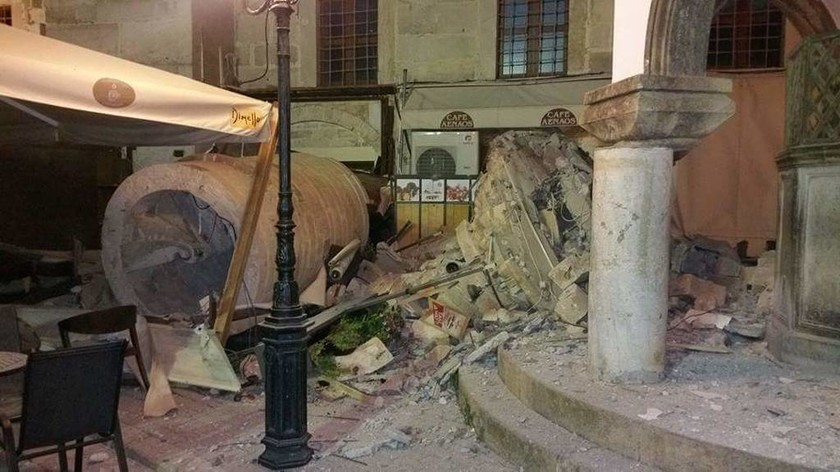 ΕΚΤΑΚΤΟ: Ισχυρός σεισμός 6,7 Ρίχτερ συγκλόνισε τα Δωδεκάνησα