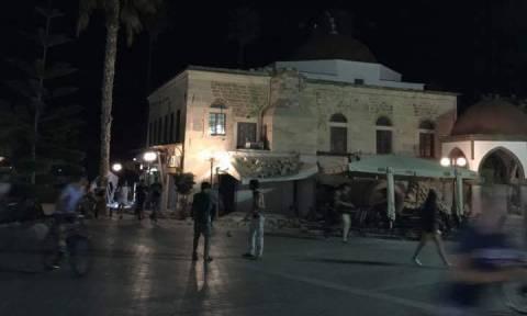 Ισχυρός σεισμός στα Δωδεκάνησα: Τουλάχιστον δύο νεκροί και πολλοί τραυματίες στην Κω