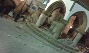 Σεισμός Δωδεκάνησα: Νέες φωτογραφίες και βίντεο από το φονικό χτύπημα του Εγκέλαδου στην Κω