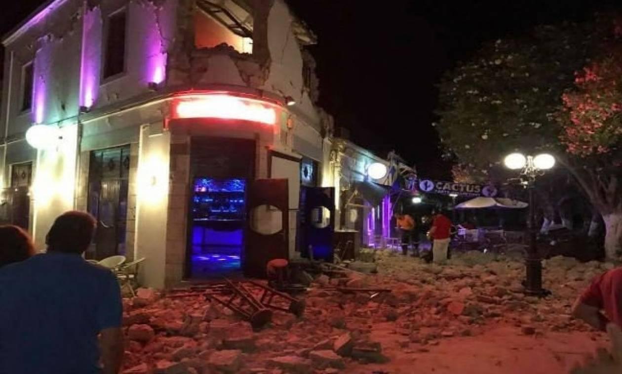 Σεισμός Δωδεκάνησα: Ο ισχυρός σεισμός χτύπησε και την Τουρκία - Δείτε συγκλονιστικό βίντεο