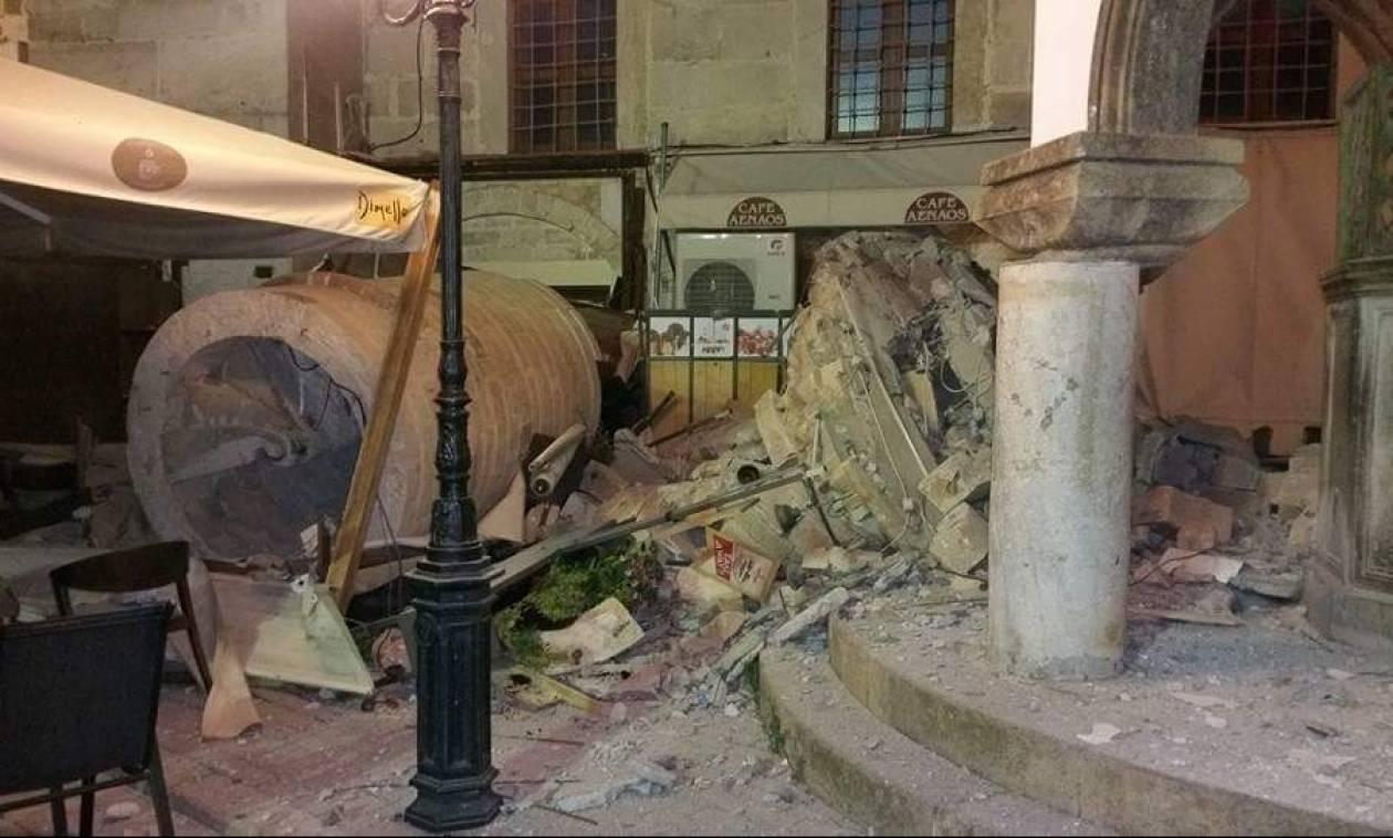 Ισχυρός σεισμός στα Δωδεκάνησα: Κυβερνητικό κλιμάκιο εσπευσμένα στην Κω