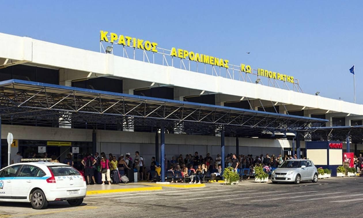 Σεισμός Κως: Κανονικά θα λειτουργήσει τελικά το αεροδρόμιο του νησιού