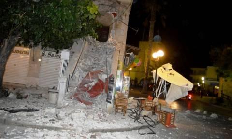 Σεισμός στην Κω LIVE: Τρόμος για μεγάλο μετασεισμό μετά τα 6,7 Ρίχτερ