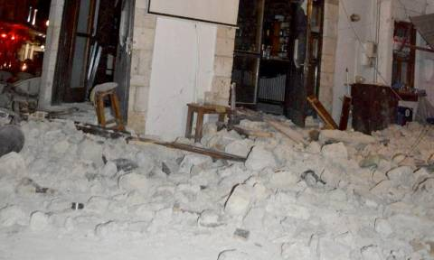 Σεισμός Κως: Επτά οι σοβαρά τραυματίες - Ακρωτηριάστηκε και στα δύο πόδια ο ένας