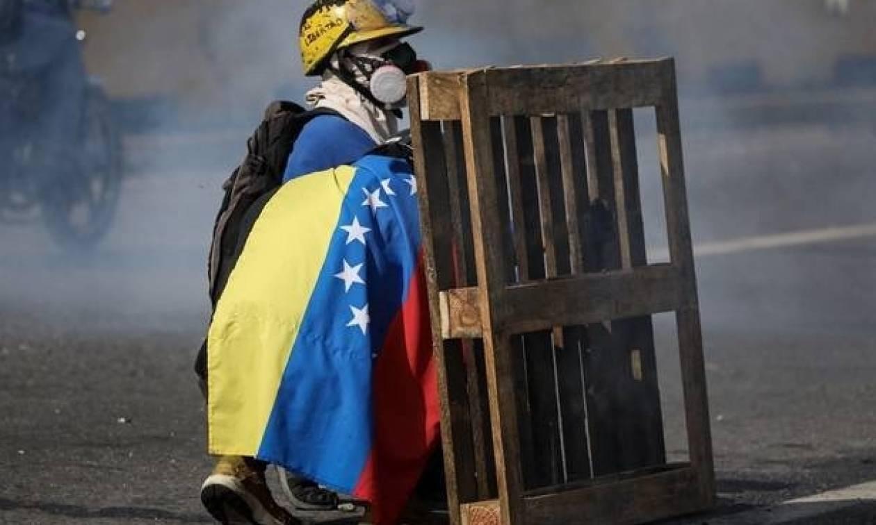 Τρεις νεκροί σε επεισόδια κατά τη διάρκεια διαδηλώσεων στη Βενεζουέλα