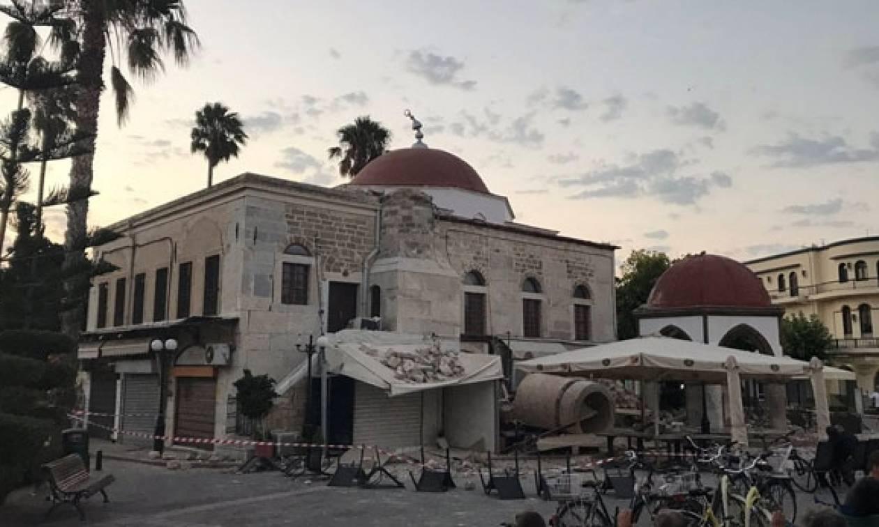 Σεισμός Κως: Παράταση φορολογικών δηλώσεων για τους κατοίκους του νησιού