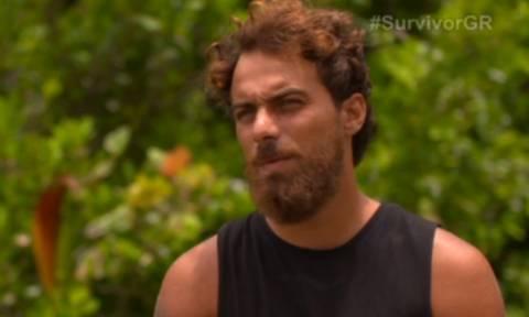 Survivor: Το μήνυμα του Μάριου Πρίαμου Ιωαννίδη προς τους σεισμοπαθείς της Κω (video)
