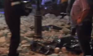 Σεισμός Κως: Η στιγμή που η Πυροσβεστική εντοπίζει τους νεκρούς στο μοιραίο μπαρ (vid)