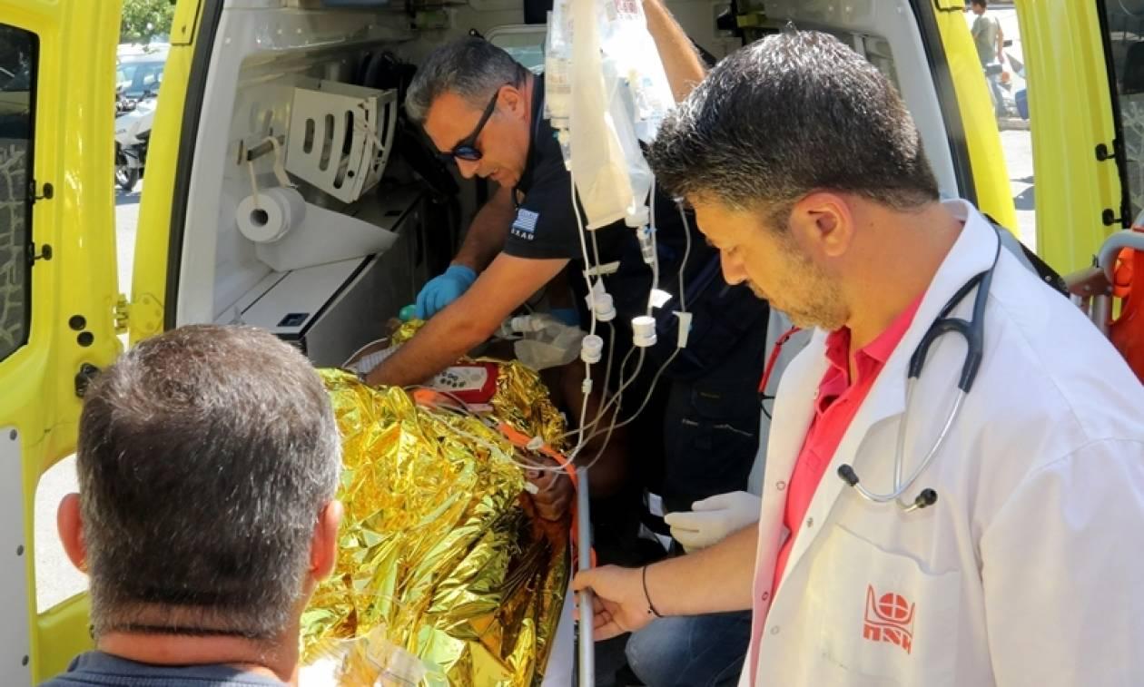 Σεισμός Κως: Η κατάσταση της υγείας των τραυματιών που διακομίστηκαν στην Κρήτη