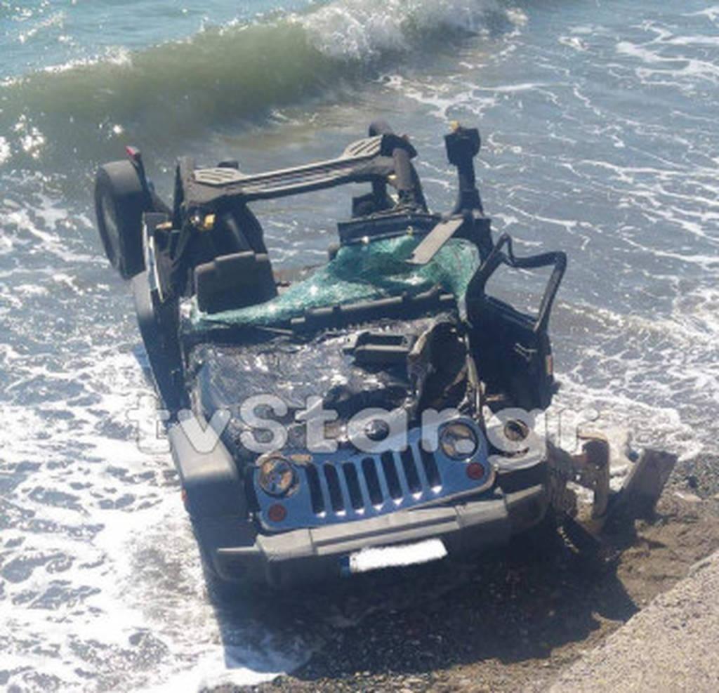 Τραγωδία στην Κύμη: Τρεις νέοι σκοτώθηκαν σε τροχαίο – Το αυτοκίνητο έπεσε σε γκρεμό   (2)
