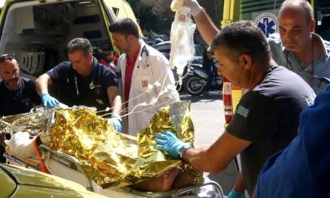 Σεισμός Κως: Μάχη για τη ζωή τους δίνουν δύο τραυματίες στο ΠΑΓΝΗ