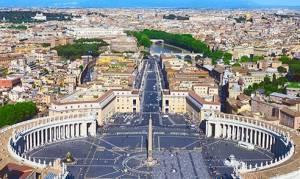 Ιταλία: Η Ρώμη απειλείται με διακοπή στην παροχή νερού