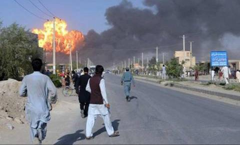 Αφγανιστάν: Αυξάνεται διαρκώς ο αριθμός των νεκρών από την πρωινή έκρηξη στην Καμπούλ