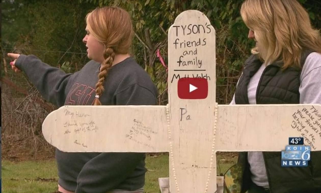 Μητέρα επισκέφτηκε τον τάφο του γιου της και έπαθε σοκ όταν αντίκρυσε αυτή τη γυναίκα!